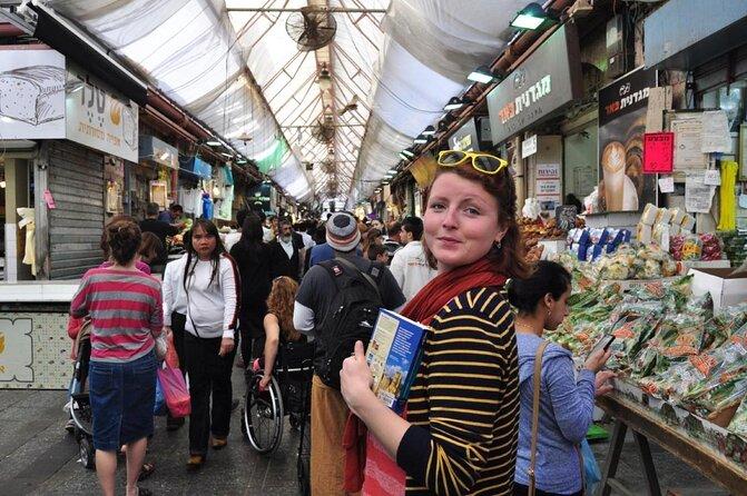 Mahane Yehuda Market (The Shuk)