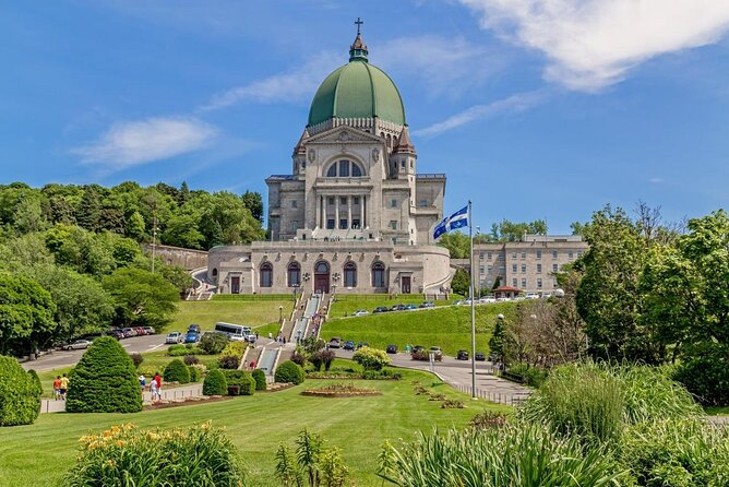 St. Joseph's Oratory of Mount Royal (L'Oratoire Saint-Joseph du Mont-Royal)