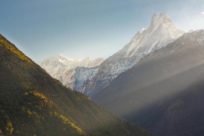Annapurna Mountain Range (Annapurna Massif)