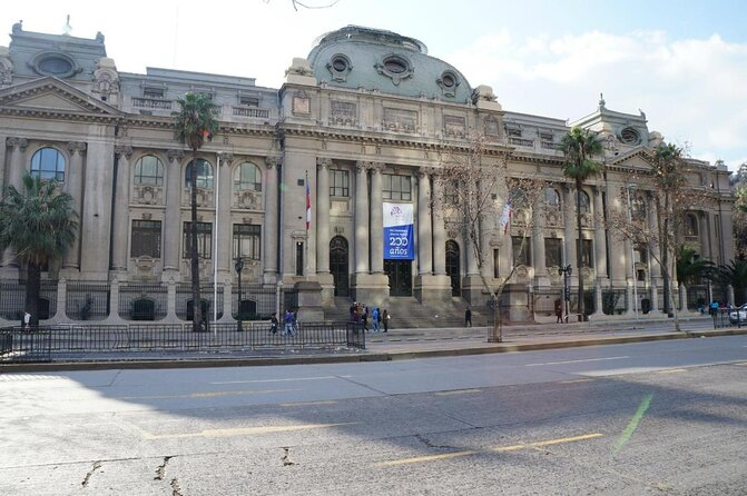 Chilean National Library (Biblioteca Nacional de Chile)