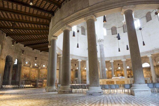 Basilica of St. Stephen in the Round (Basilica di Santo Stefano Rotondo)