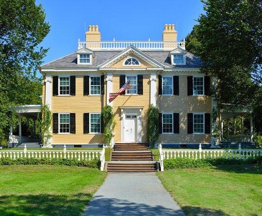 Longfellow House (Washington's Headquarters)