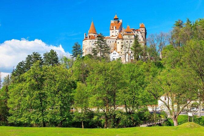 Castillo de Bran (Castillo de Drácula)
