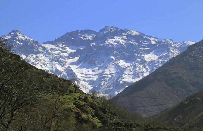 Mt. Toubkal (Jebel Toubkal)