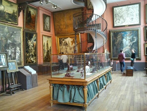 Museo Gustave Moreau (Musee Gustave Moreau)