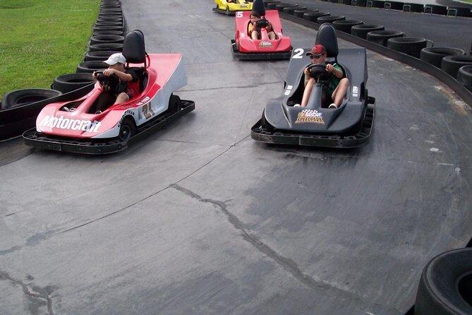 NASCAR SpeedPark Smoky Mountains
