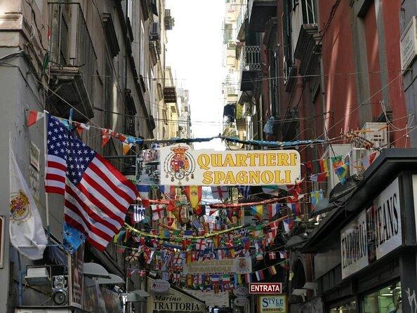 Spanish Quarter (Quartiere Spagnoli)