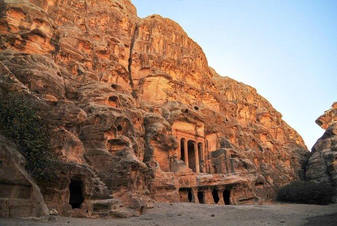 Petite Petra (Siq al-Barid)