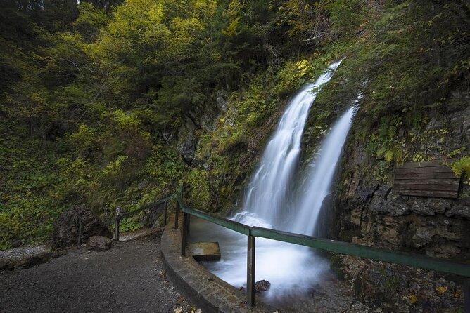 Howling Waterfall (Cascada Urlatoarea)