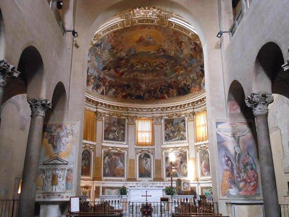 Basilica of Santi Quattro Coronati (Basilica dei Santi Quattro Coronati)