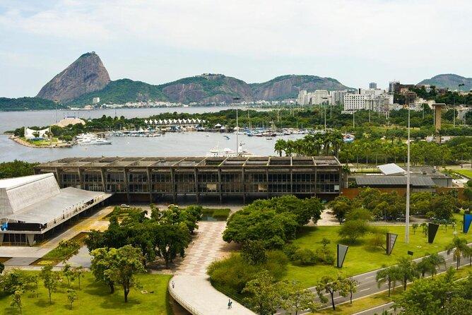 Musée d'art moderne de Rio de Janeiro (Museu de Arte Moderna)