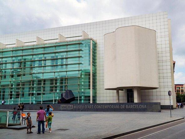 Museu de Arte Contemporânea de Barcelona (MACBA)