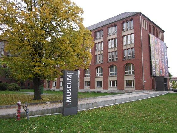 Museo di storia della medicina di Berlino (Medizinhistorisches Museum)