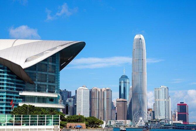 Centro de exposiciones y convenciones de Hong Kong (HKCEC)