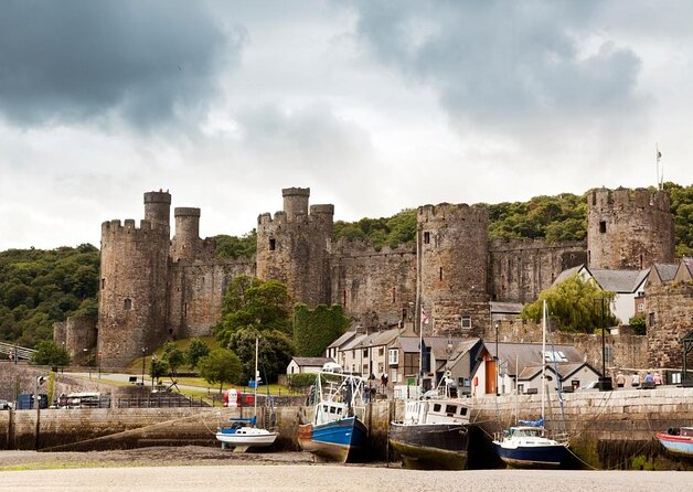 Conwy Castle (Castell Conwy)