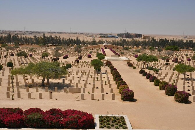 El Alamein War Cemetery and Museum