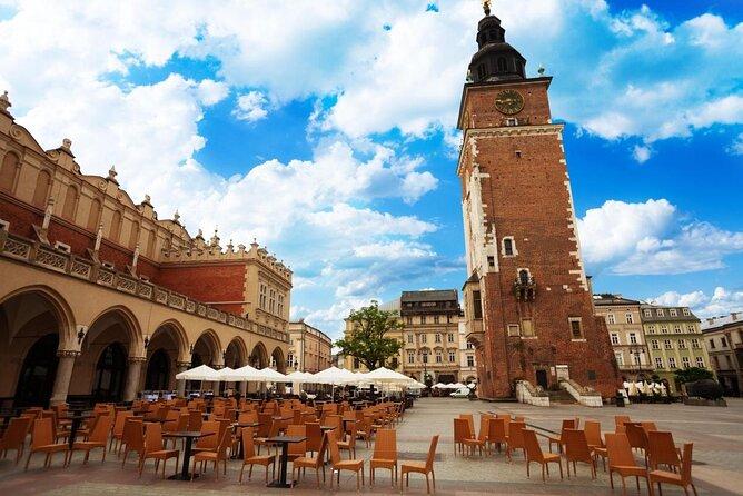 Krakow Town Hall Tower (Wieza Ratuszowa w Krakowie)