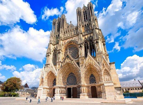 Catedral de Notre Dame de Reims (Cathédrale Notre-Dame de Reims)