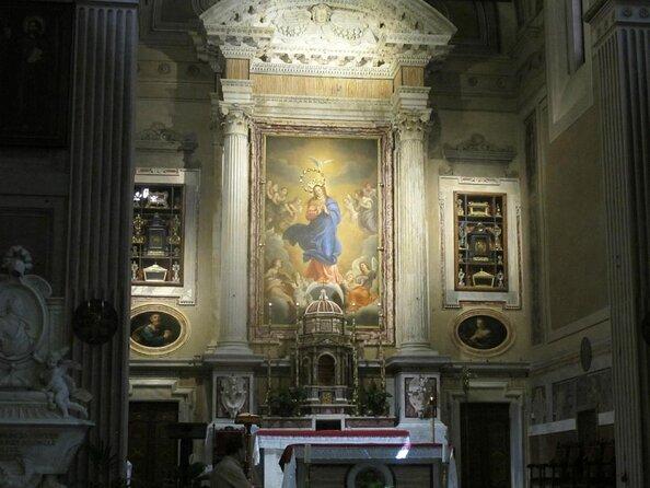 Church of Our Lady of the Conception of the Capuchins (Santa Maria della Concezione dei Capucchini)