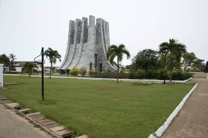 Kwame Nkrumah Mausoleum and Memorial Park