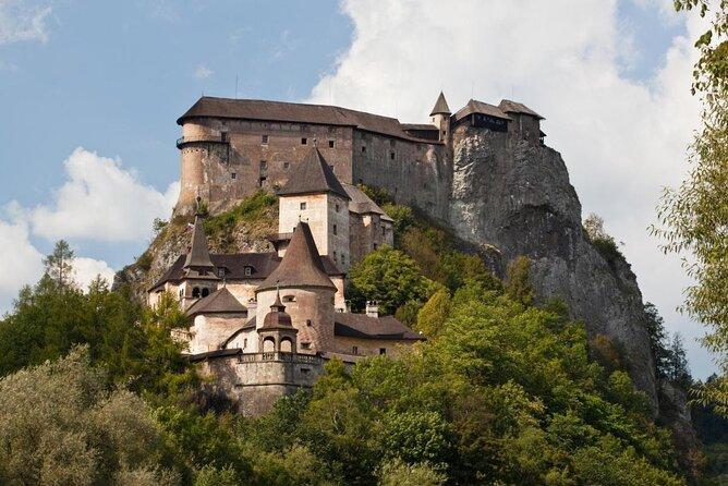 Orava Castle (Oravský Hrad)