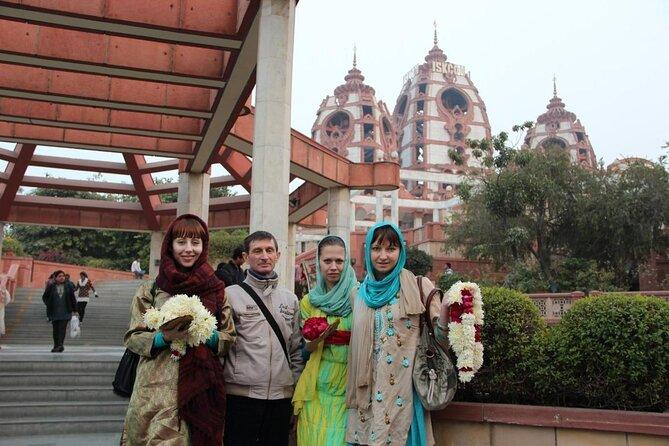 Templo de ISKCON Delhi