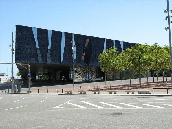 Museum of Natural Sciences of Barcelona (Museu Blau)