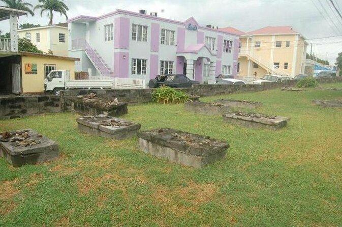 Nevis Jewish Cemetery