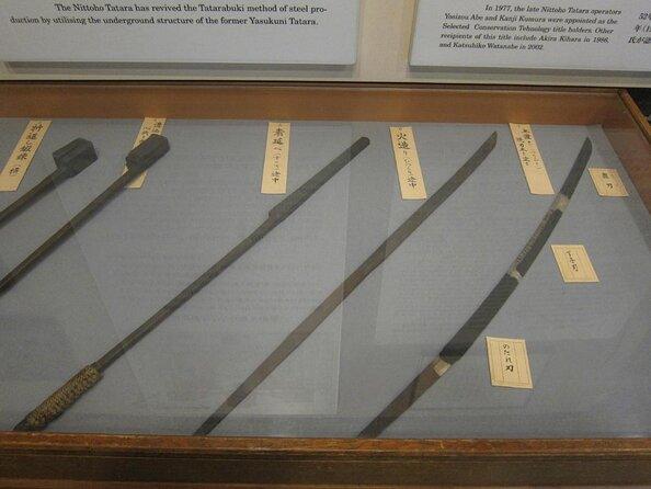 Japanese Sword Museum (Token Hakubutsukan)