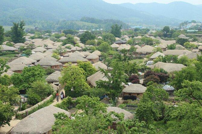 Pueblo folclórico de Naganeupseong