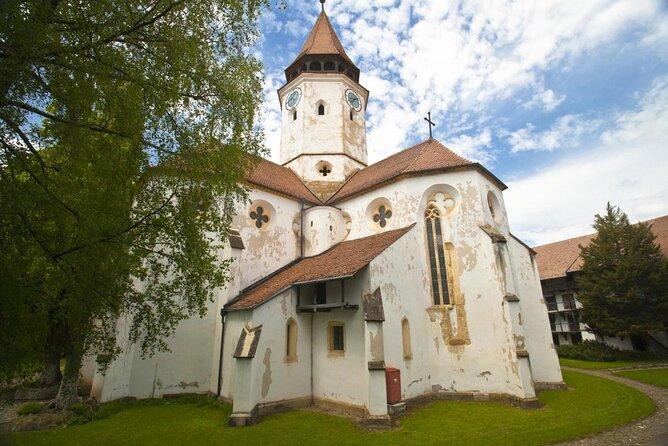 Prejmer Fortified Church (Cetatea Prejmer)