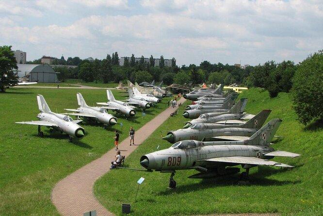 Musée de l'aviation polonaise (Muzeum Lotnictwa Polskiego)