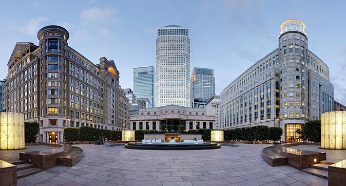 canary wharf speed dating