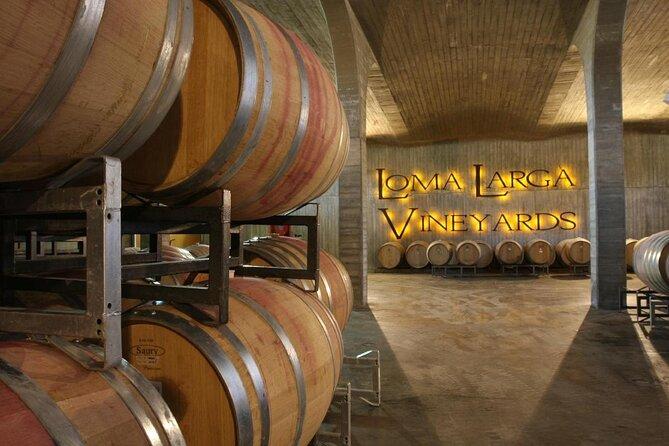 Viñedos y bodega Loma Larga