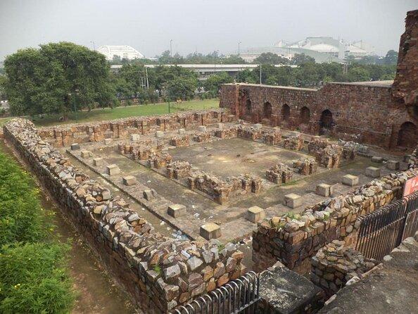 Forte di Feroz Shah Kotla