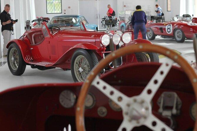 Enzo Ferrari Museum (Museo Casa Enzo Ferrari)
