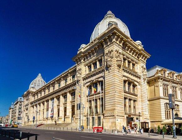 National Museum of Romanian History (Muzeul National de Istorie a Romaniei)