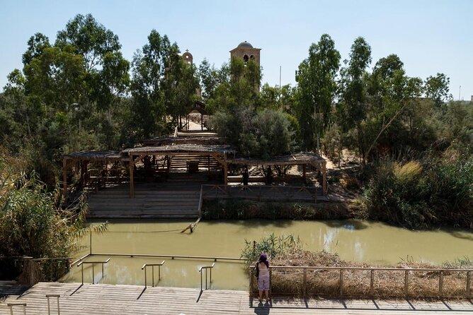 Yardenit (local batismal do rio Jordão)