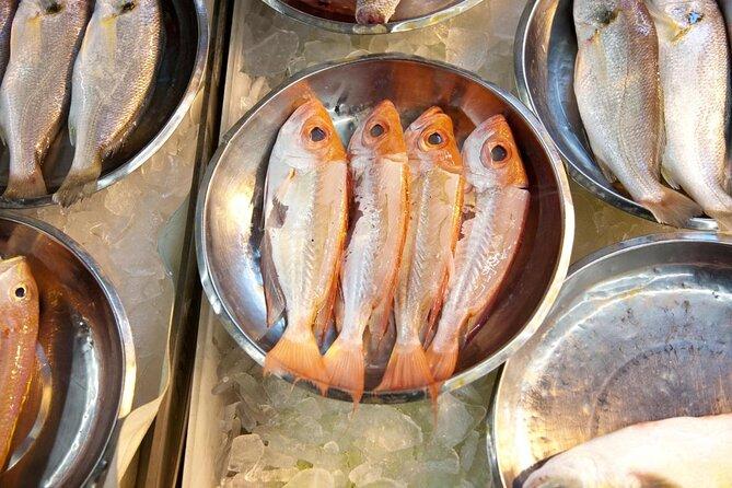 Mercado de rua de Fa Yuen