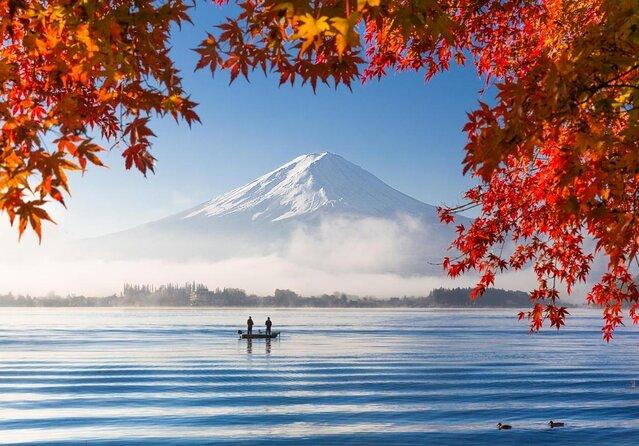 Kawaguchi-ko (Lake Kawaguchi)