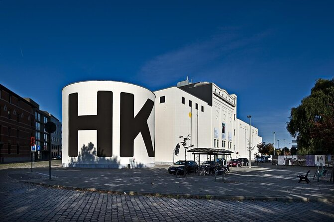 Museum of Contemporary Art Antwerp (M HKA)