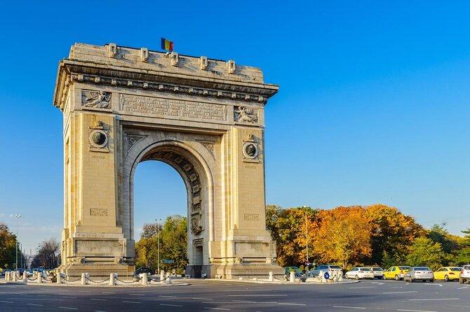 Arcul de Triumf (Arco de triunfo)