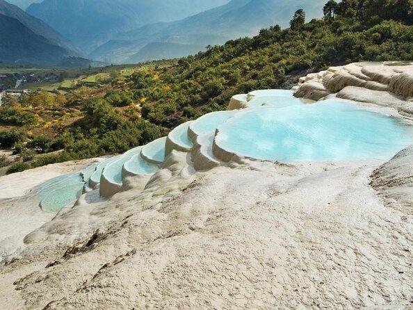 White Water Terraces (Baishuitai)