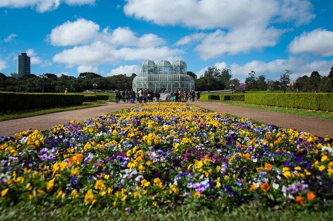 Jardín Botánico de Curitiba (Jardim Botanico)