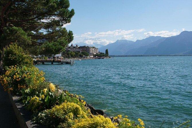 Montreux Flower Promenade (Chemin Fleuri)