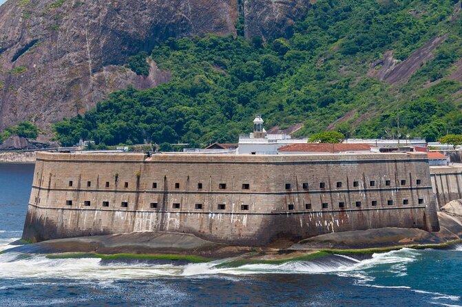 Forteresse de Santa Cruz da Barra (Fortaleza de Santa Cruz da Barra)