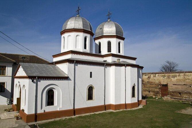Comana Monastery (Manastirea Comana)