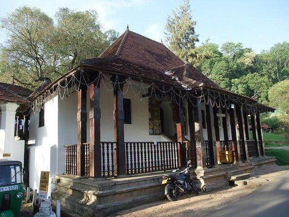 Maha Vishnu Temple (Maha Vishnu Devalaya)