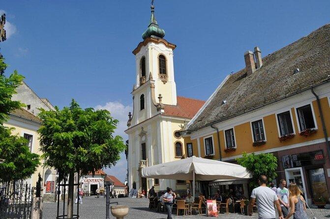 Praça principal de Szentendre (Fo Tér)