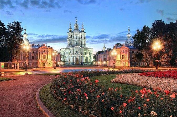 Cathédrale de Smolny (Smol'nyy Sobor)